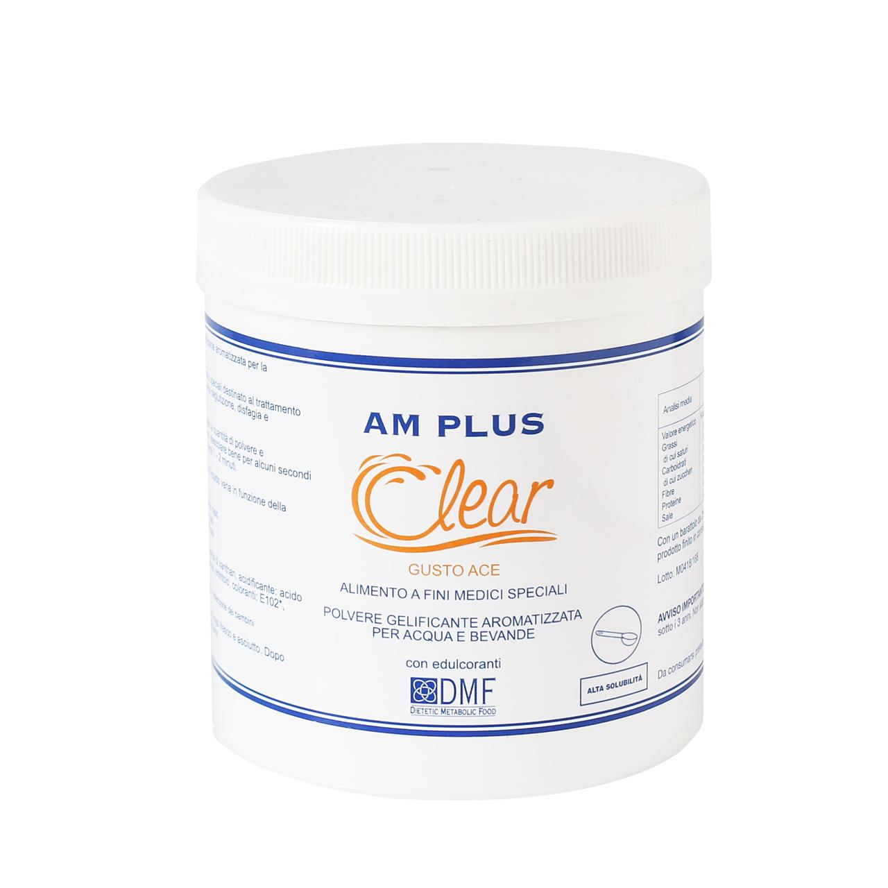 AM Clear Ace 250g edulcorato