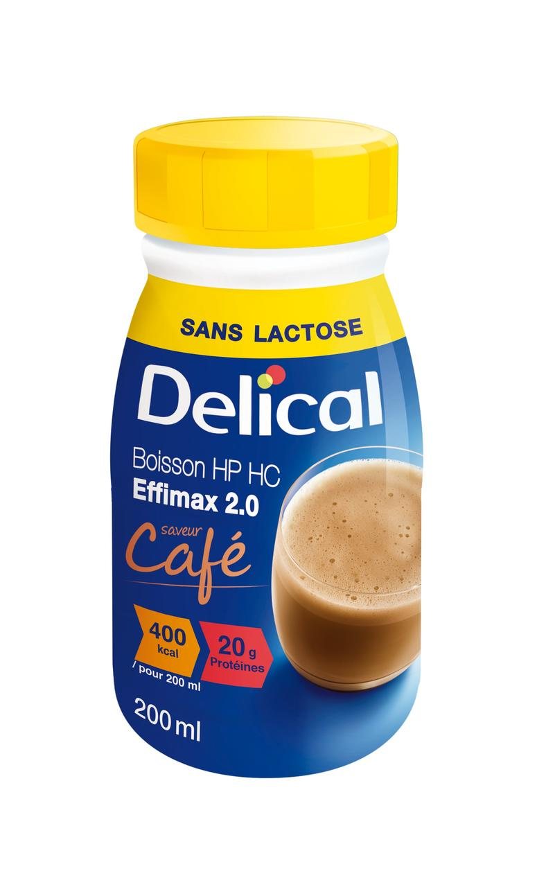 Effimax 2.0 Caffè 4 x 200ml