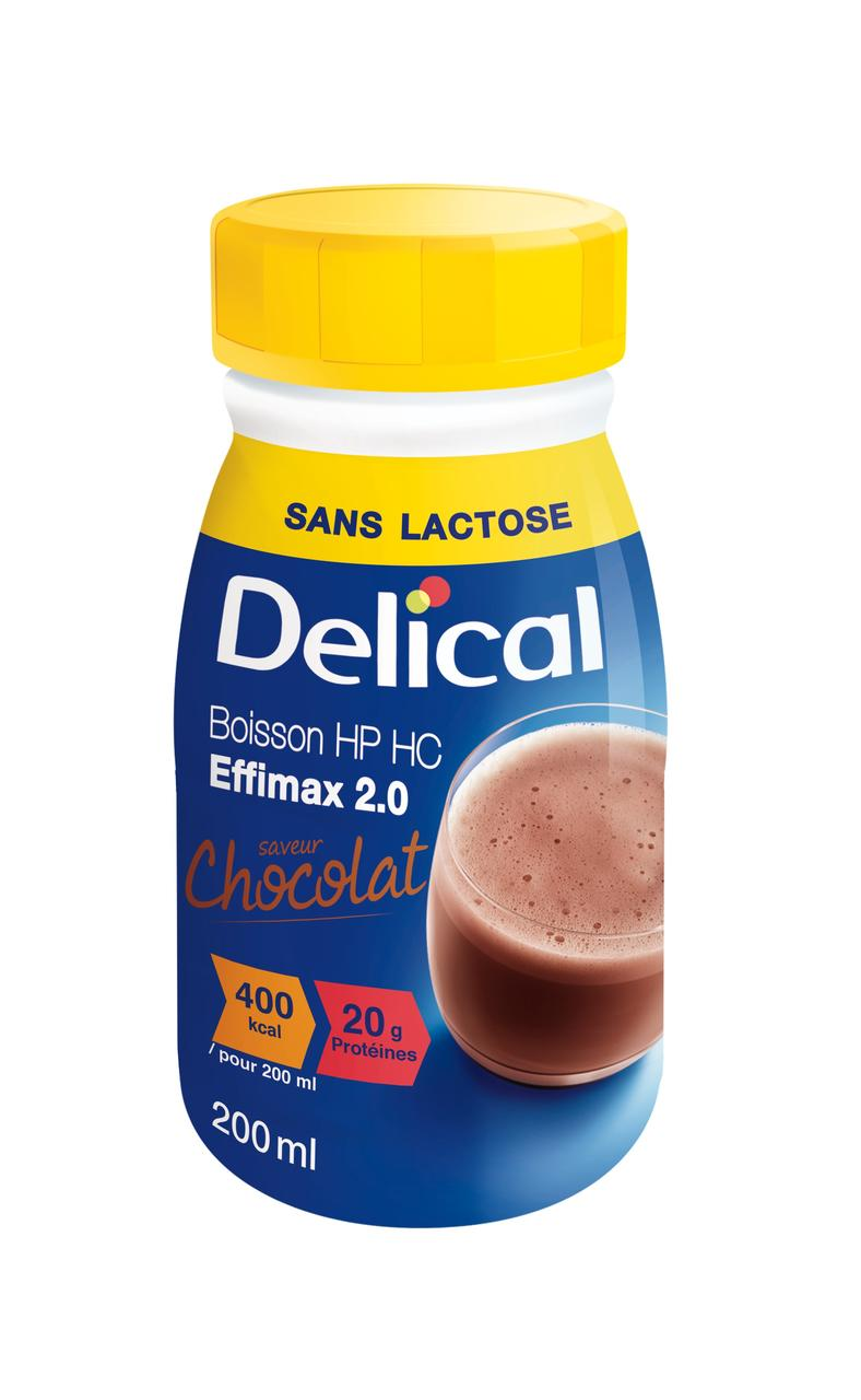 Effimax 2.0 Cioccolato 4 x 200ml