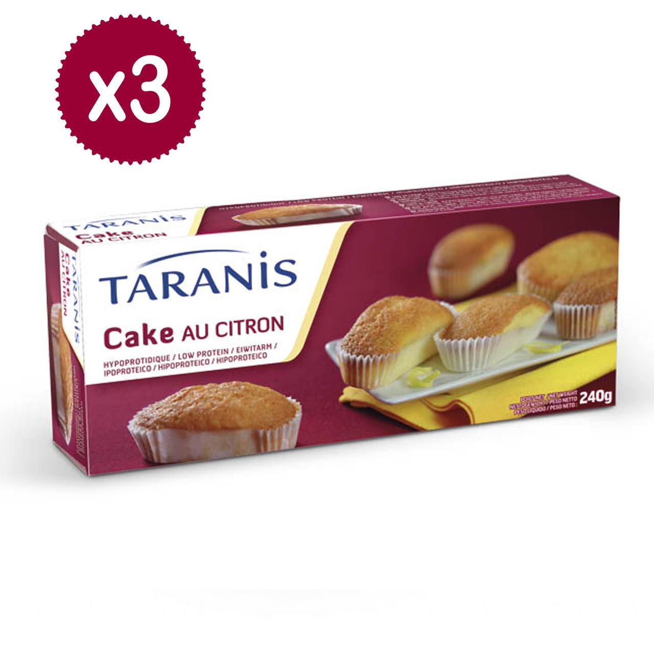 Taranis Torta Limone 18pz x 40g